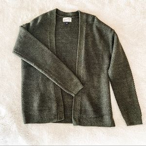 Universal Thread Cozy Woven Cardigan